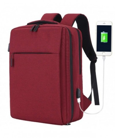 Business Backpack Charging Resistant Computer