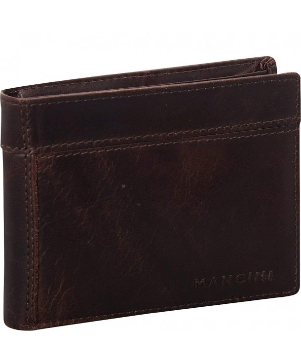 Outback Mens Classic Billfold Color