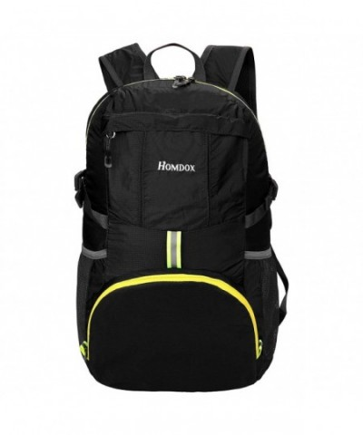 Homdox Lightweight Foldable Packable Backpack