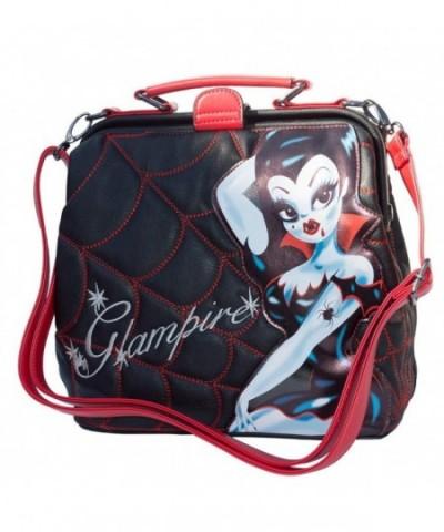 Kreepsville Glampire Vampire Crossbody Shoulder