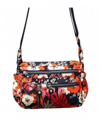Pocket Crossbody Handbag Printing Shoulder