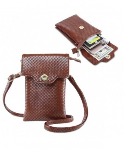 Phone Purse Leather Crossbody Shoulder