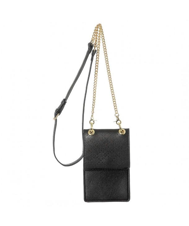MINICAT Premium Microfiber Leather Crossbody
