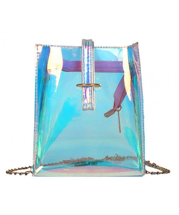 Hologram Crossbody Holographic Transparent Shoulder
