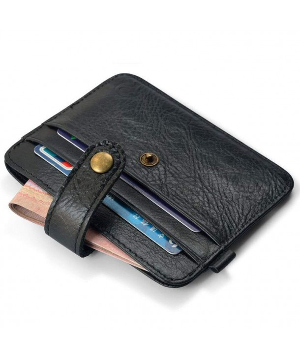 Wallet Pocket Genuine Leather Credit