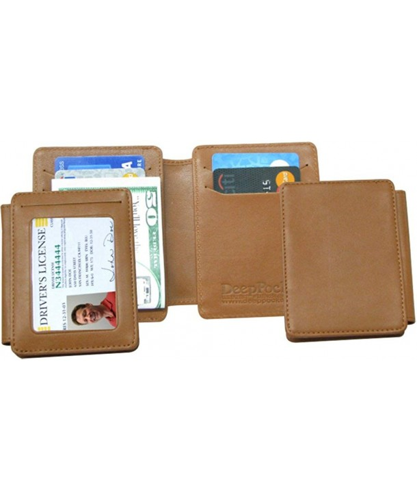 KT 136 T DeepPocket Leather Wallet Deluxe
