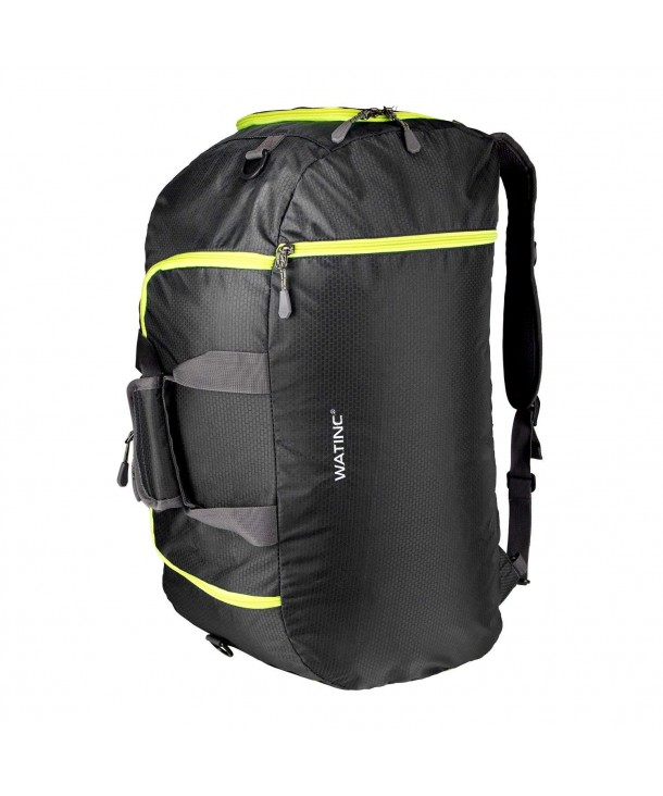 WATINC Travel Backpack Luggage Compartment