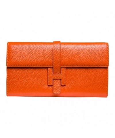 Womens Genuine Leather Wallets Handbags