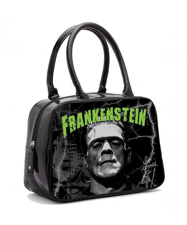 Rock Rebel Karloff Frankenstein Portrait