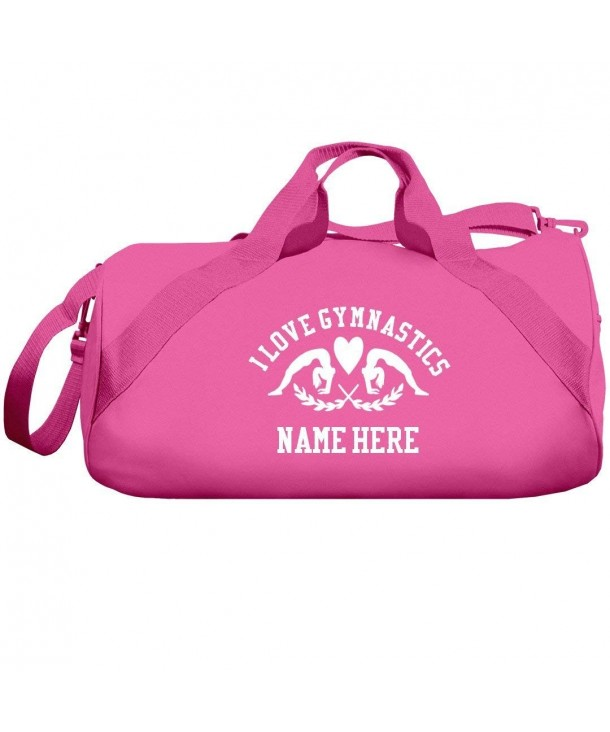 Love Gymnastics Custom Name Gift