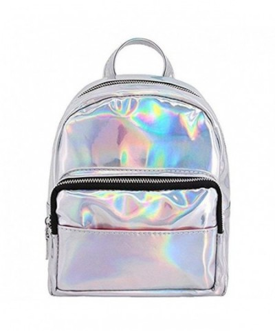 Orfila Hologram Backpack Shoulder Handbags