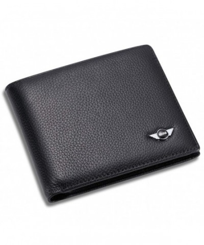 Cooper Bifold Wallet Slots Window