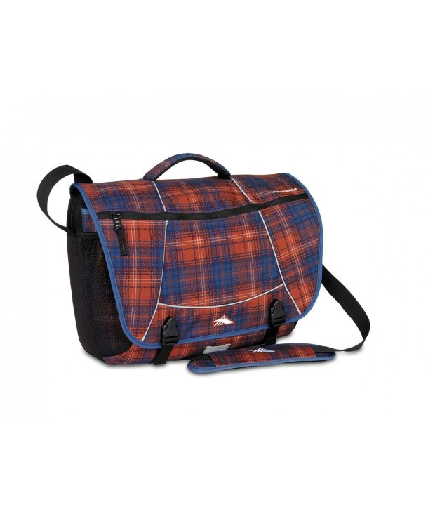 High Sierra 1825 Cubic Messenger Flannel