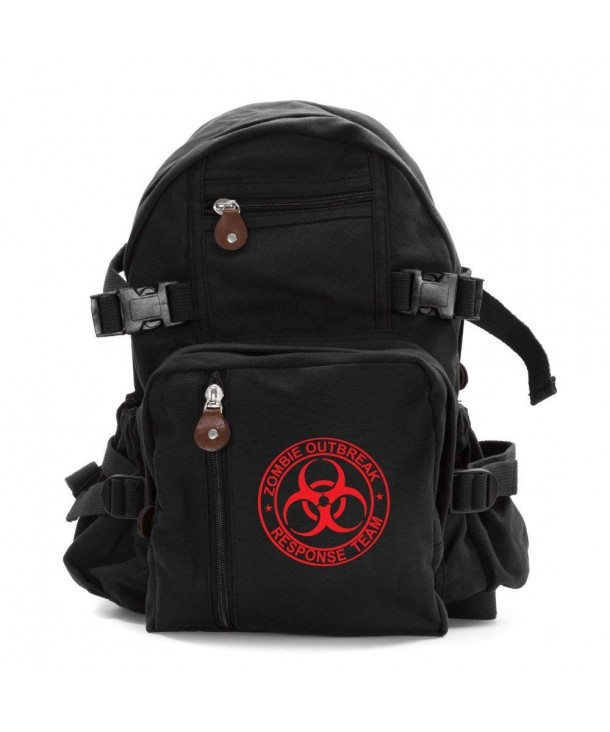 Zombie Outbreak Response Heavyweight Backpack