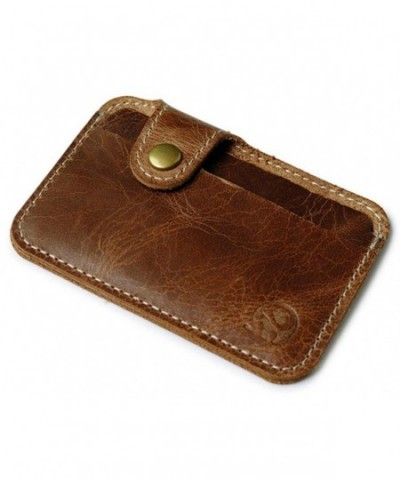 Vintage Genuine Leather Wallet Credit