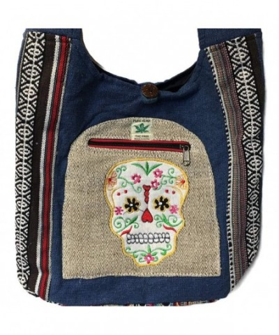 Cotton Crafted Shoulder Embroidered Patchwork