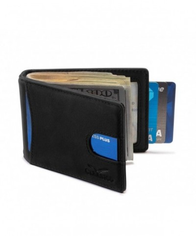 Leather Wallet Holder Prefect Travel