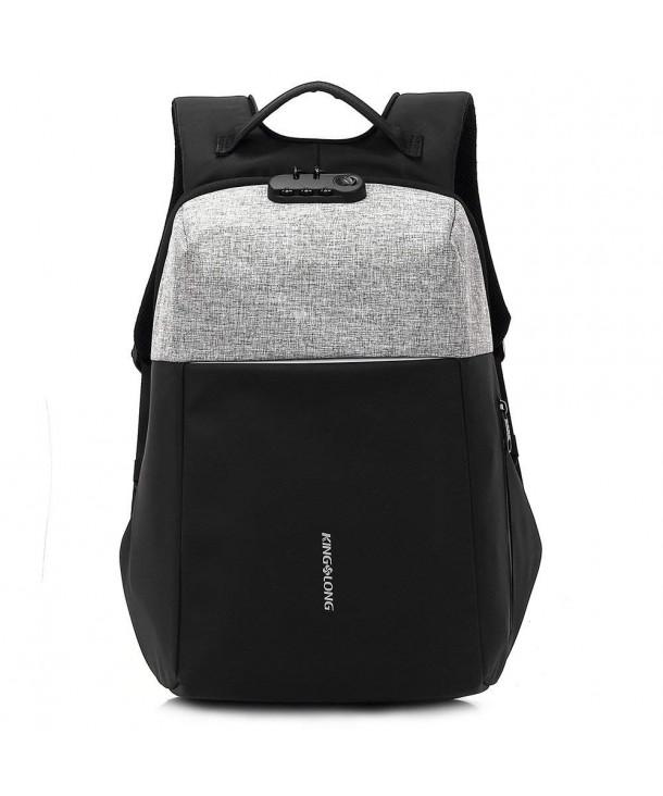 KINGSLONG Backpack Waterproof Shockproof Business