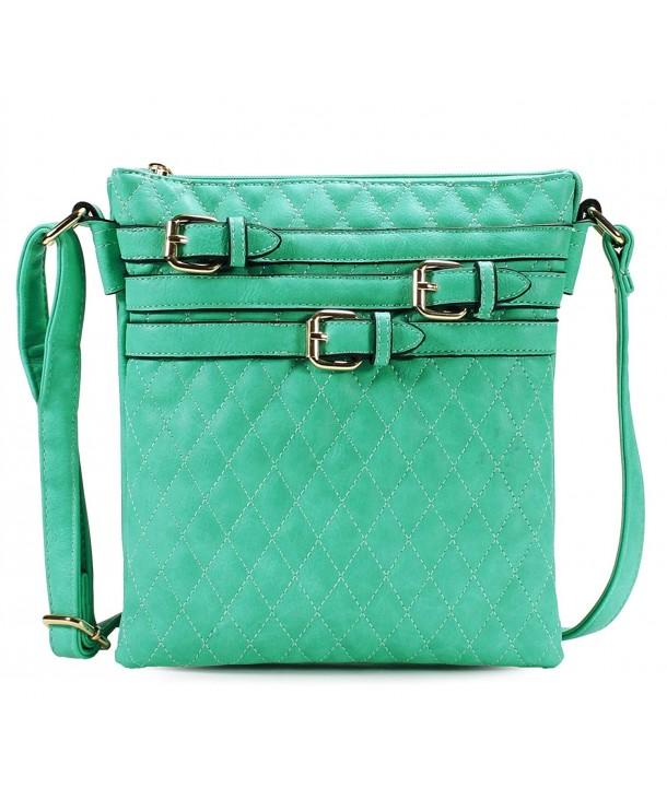 Scarleton Fashionable Quilted Crossbody H175135