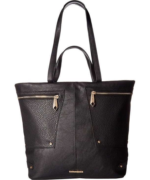 Rampage Womens Mixed Media Tote