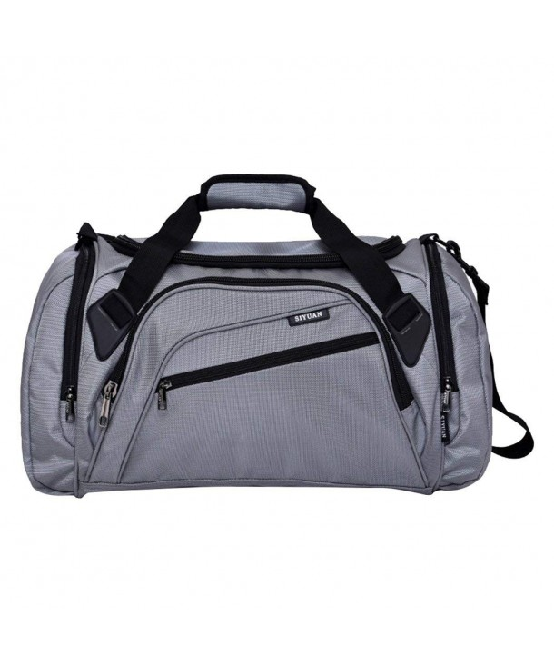 SIYUAN Sports Duffel Athletic Compartment