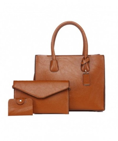 Handbags Satchel Designer Leather Shoulder