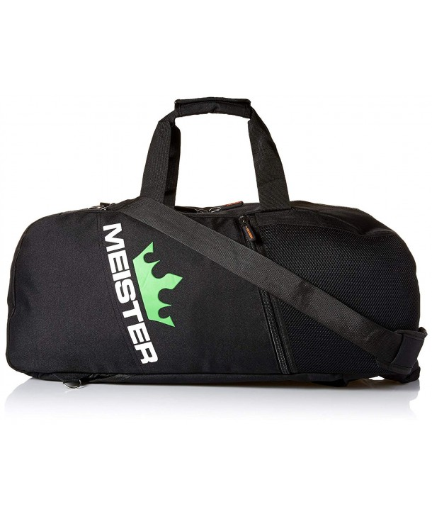 Meister Vented Convertible Duffel Backpack