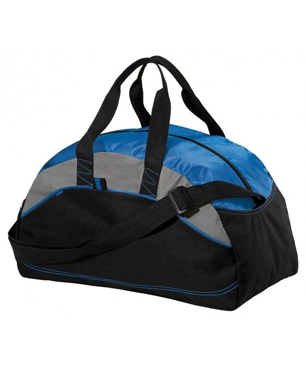 Company Small Contrast Duffel Royal