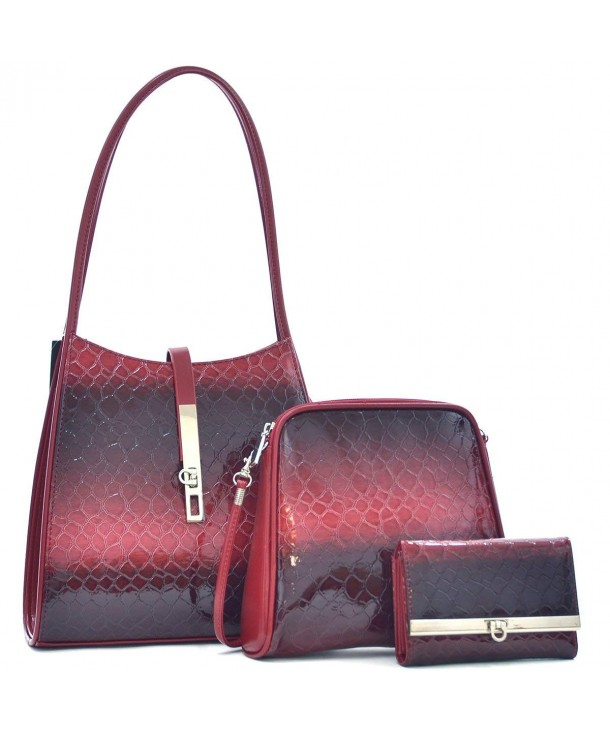 Dasein Classic Leather Shoulder Matching