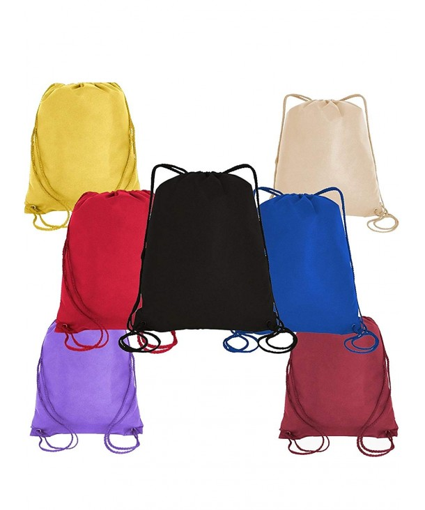 PACK Economical Drawstring Wholesale Mix Assorted
