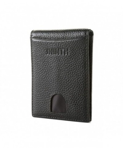 JNINTH Stylish Genuine Leather Blocking