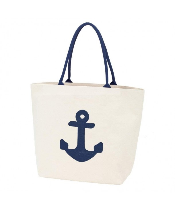 Fashion Canvas Personalized Monogrammed Anchor