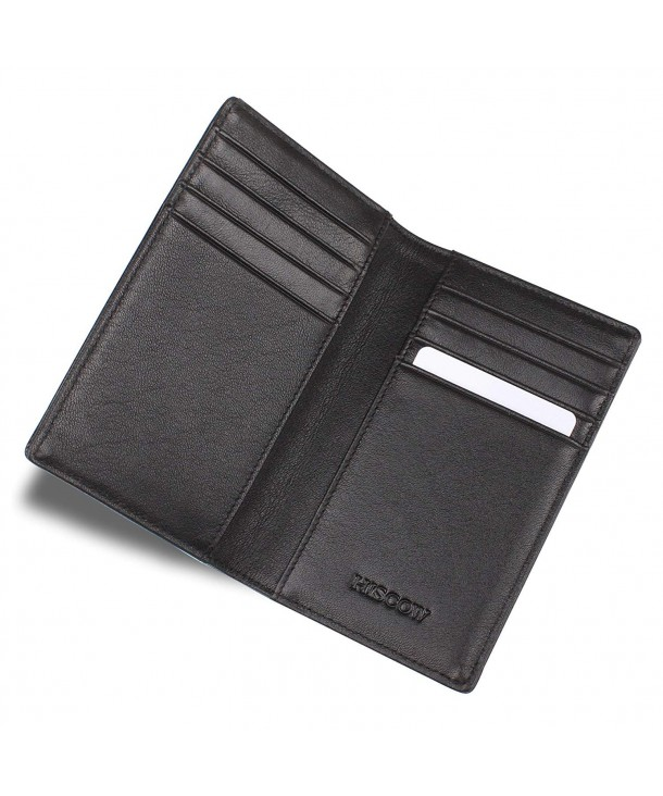 HISCOW Bifold Credit Holder Slots