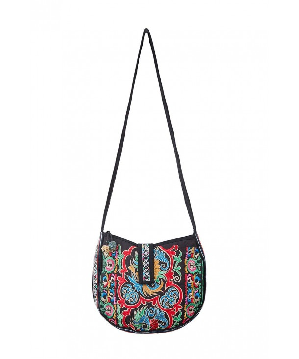 Changnoi Cross Over Tribal Embroidered Bohemian