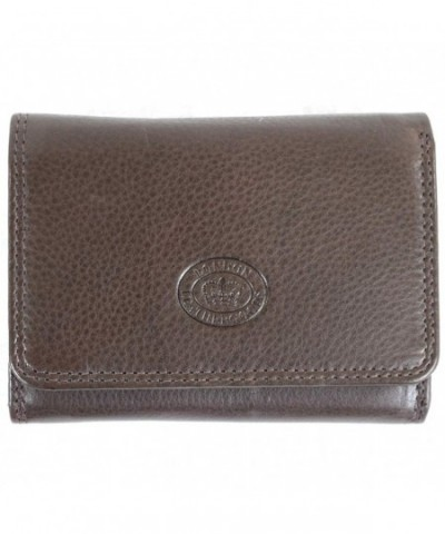 Ladies Leather Wallet Multiple Pockets