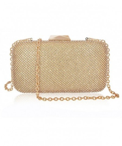 Evening Clutch Women Rhinestone Crystal
