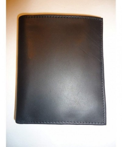 Mens Stafford Tall Wallet Black