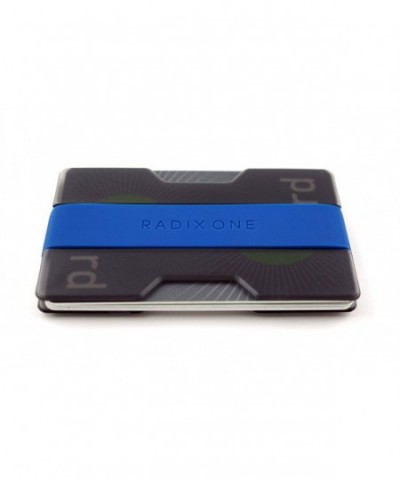 Radix Slim Wallet Smoke Dark