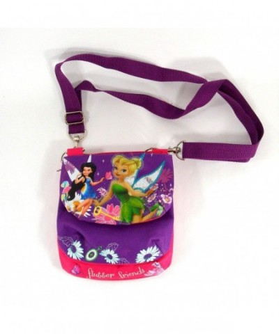 Tinker Bell Triple Compartment Shoulder