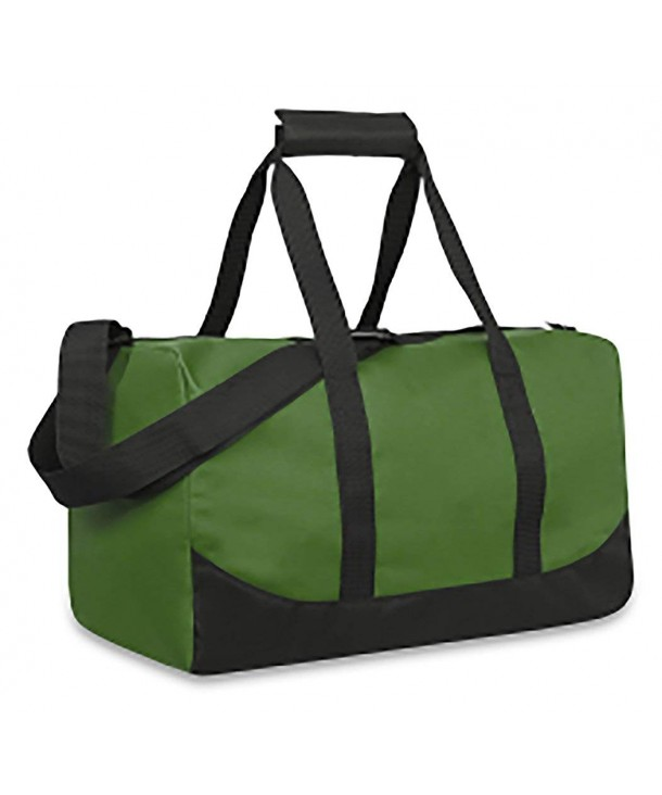 Sports Duffle Small Forest Green