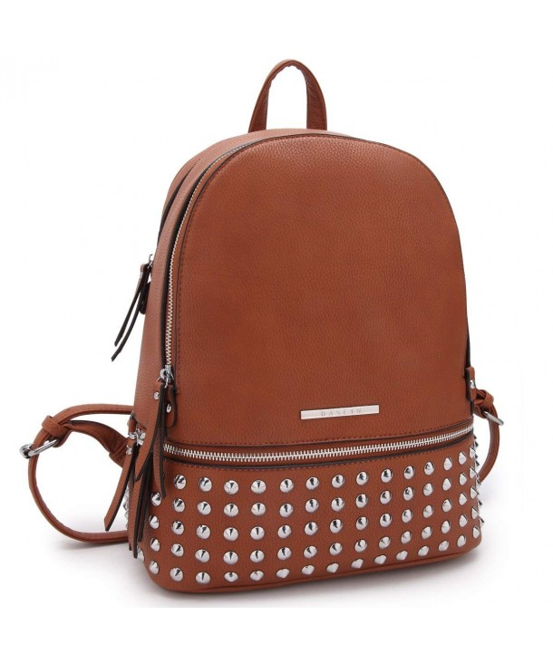 Dasein Backpack Leather Shoulder Designer