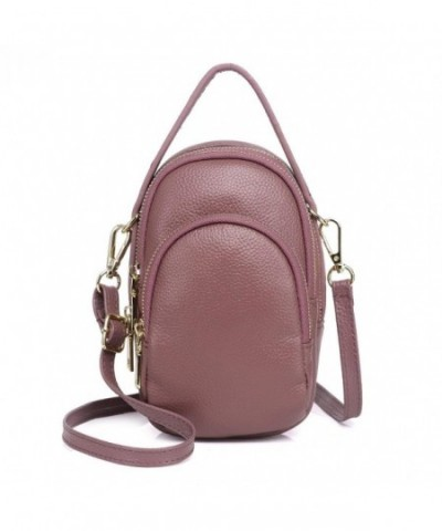 Zg Leather Small Crossbody Shoulder
