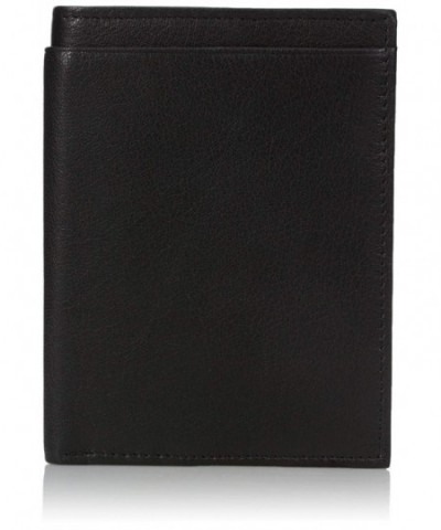 Buxton Blocking Passport Wallet Black