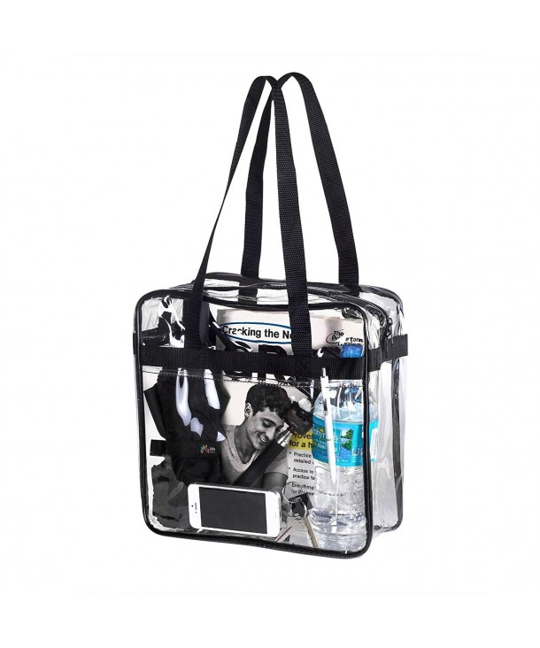 Bags Approved Stadium Zippered Security
