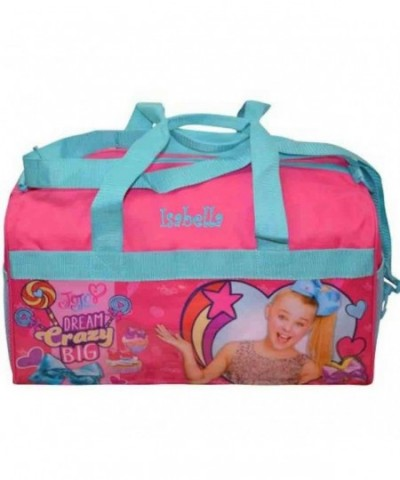 Personalized Licensed Kids Travel Duffel