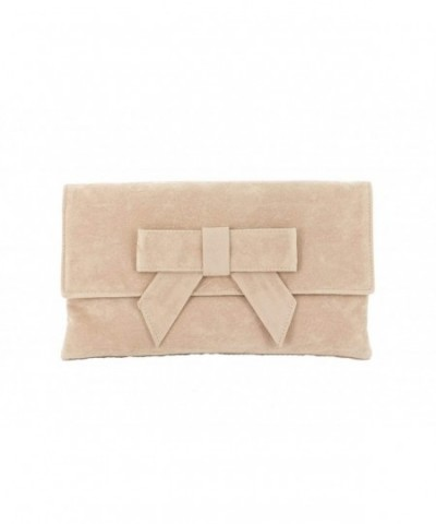 LONI Cute Leather Shoulder Beige