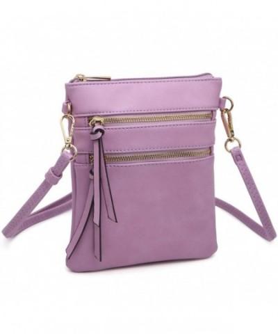Dasein Small Crossbody bags purple