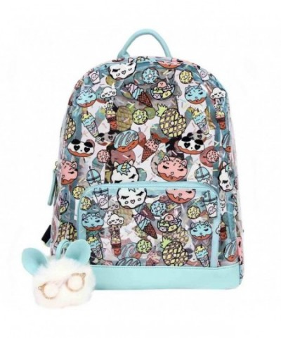 Luv Betsey Womens Iseeu Backpack