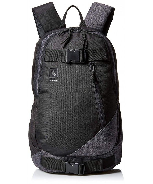 Volcom Unisex Substrate Backpack black