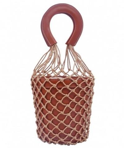 Miuco Women Bucket Handbags Purses